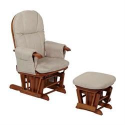 """Кресло-качалка """"Tutti Bambini GC35"""" с пуфом - фото 2750"""