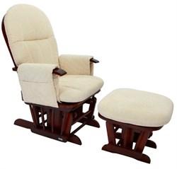 """Кресло-качалка """"Tutti Bambini GC35"""" с пуфом - фото 2754"""