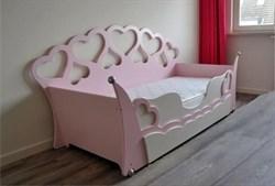 "Кровать ""Сердечки"" - фото 4983"
