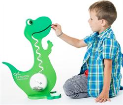 Динозаврик копилка 60см - фото 5161