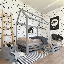 """Кроватка """"Домик"""" - с ящиками - фото 5241"""