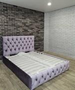 """Кровать """"Мелиса"""" (Размер спального места: 180х200,подъемник: С подъемным механизмом,бельевой ящик: с бельевым ящиком,)"""