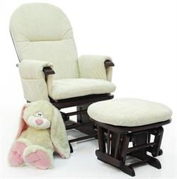 """Кресло-качалка """"Tutti Bambini GC35"""" с пуфом - фото 1494"""